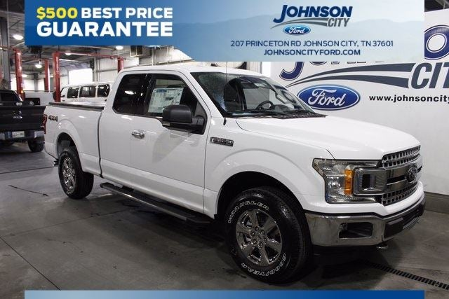 2018 Ford F 150 Xlt In Johnson City Tn Kingsport Lincoln