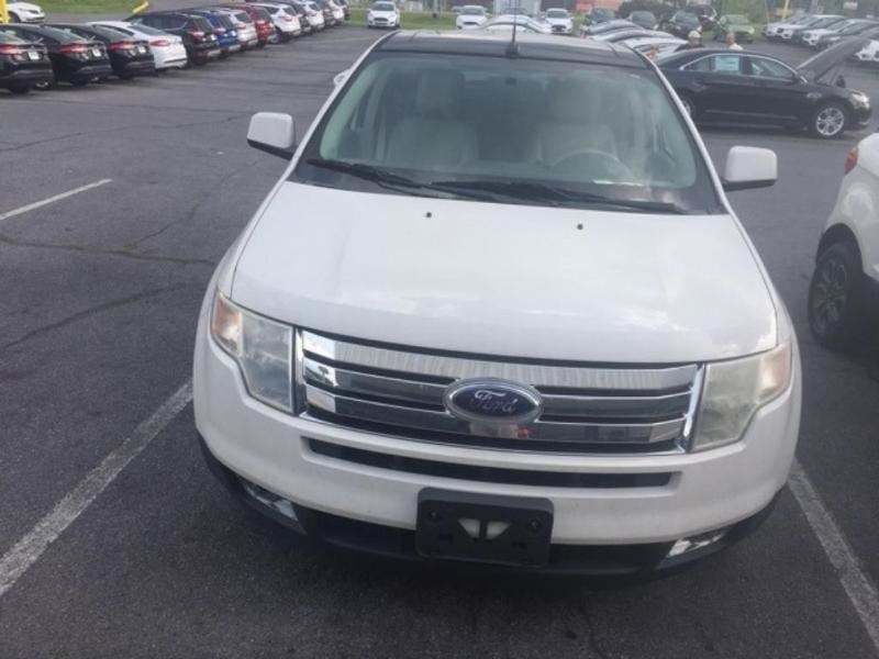 Ford Edge Limited In Johnson City Tn Johnson City Ford Lincoln