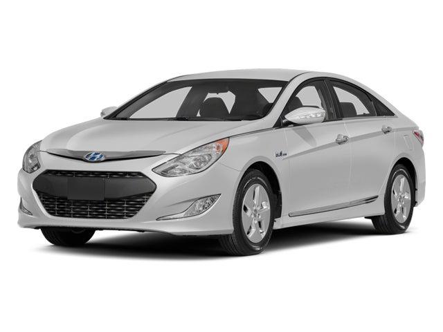 2013 Hyundai Sonata Hybrid BLUE In Johnson City, TN   Johnson City Ford  Lincoln