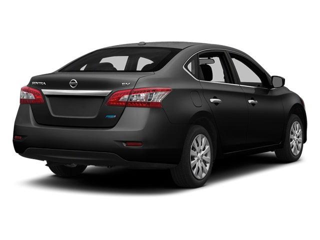 2014 Nissan Sentra SL In Johnson City, TN   Johnson City Ford Lincoln