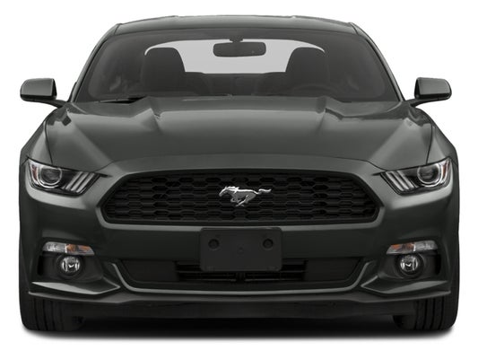 2017 Ford Mustang Base In Johnson City Tn Lincoln