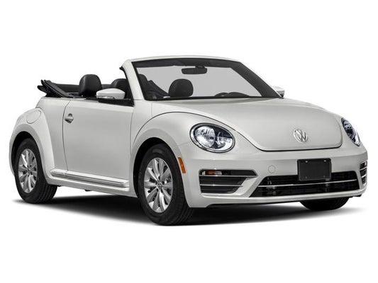 2017 Vw Beetle Convertible >> 2017 Volkswagen Beetle Convertible 1 8t S