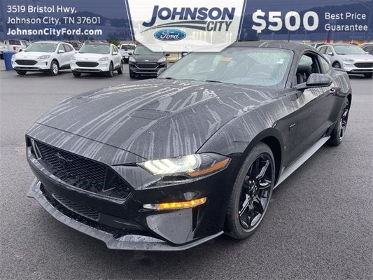 2020 ford mustang 1fa6p8cf9l5171234 near johnson city tn kingsport ford mustang johnson city ford lincoln 2020 ford mustang gt premium plus package
