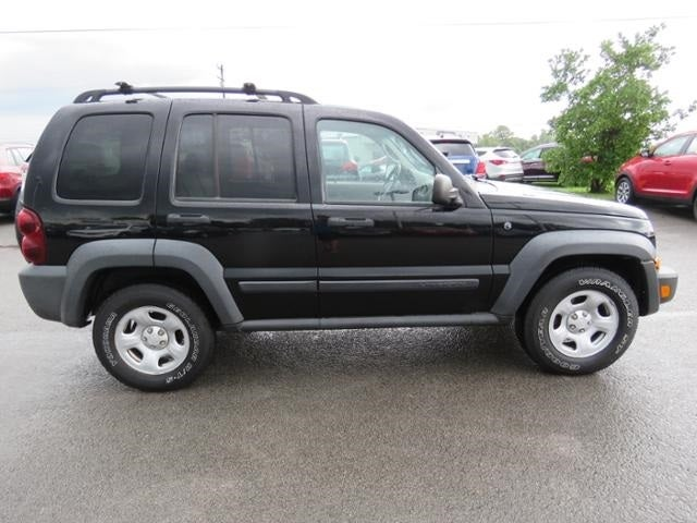 2006 Jeep Liberty Sport In Johnson City, TN   Johnson City Ford Lincoln