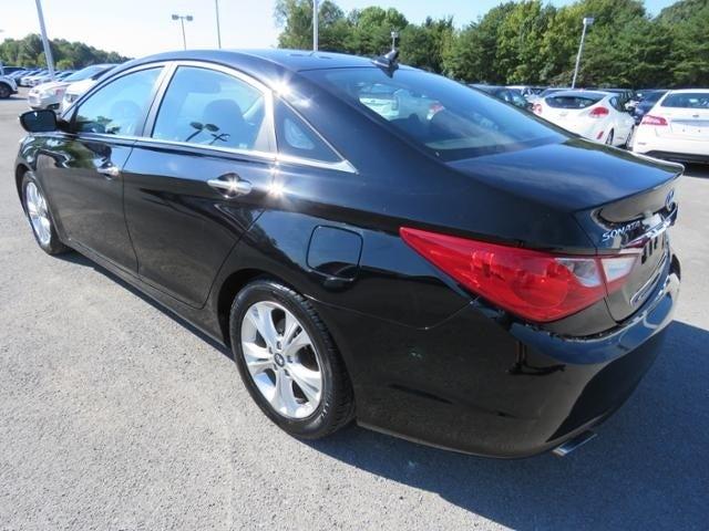 2011 Hyundai Sonata Limited 2.0T In Johnson City, TN   Johnson City Ford  Lincoln