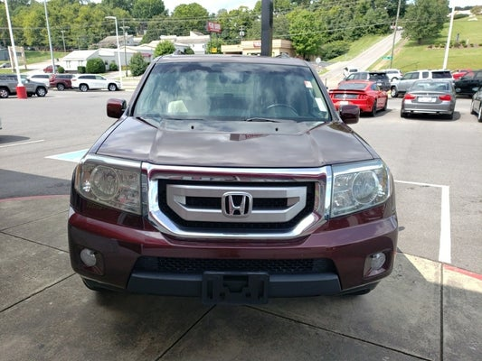 2009 Honda Pilot Ex L In Johnson City Tn Kingsport Honda Pilot Johnson City Ford Lincoln